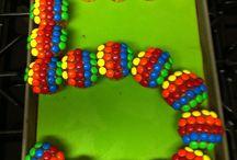 Kids cakes / by Sherri Gerhart