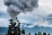 Classic Trains / Classic Trains / by Stephen LaDue