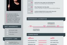 Layout CV / by Andrea
