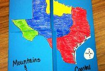 Texas History / by Tiffany Scott