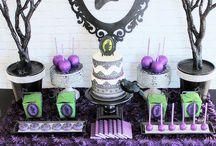 Kristys 8th Bday party♥ / by Sandy Alfaro