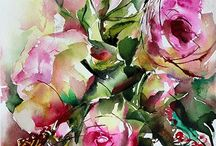 WATERCOLOR / by Marian Weishaupt