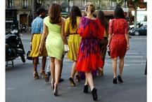 Street Fashion! / by Chelsea de Vera
