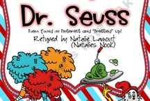 Dr Suess unit  / by Mary Amanda Tolleson