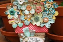 Stamping and Crafts / by Tena Graben-Galyon