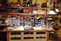 Show Us Your Happy Place! / by www.CraftStorageIdeas.com