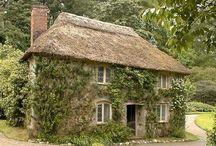 Cottages / by Jamie Timmer-Bisek