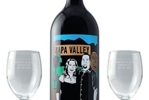 Wine Bottle Ideas / by Etching Expressions