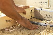Do-It-Yourself / DIY projects and ideas. / by Power Equipment Direct