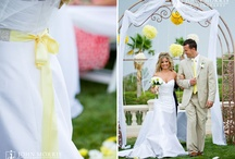 Weddings - Yellow and White / by Oh Buttercup Events