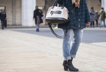 Ripped Jeans Trends - 2014 / by reasonstodress