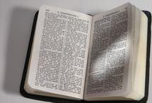 Bible Study / by Carol Ellison