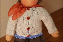 doll clothing / by Enifur