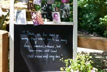 wedding ideas... / by Cybele Ayaquica