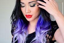 make up & hair / by Kelly Salcedo