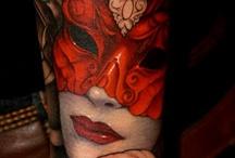 Tattoos / by AntiQueda Surfwear
