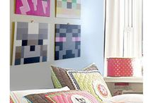 Kids Rooms / by Sarah Kimmel {Tech4Moms}