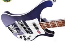 Basses  / by Guitar Showcase