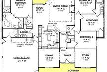 House Plans / by Beth Jones