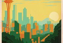 Seattle <3 / by Shiloh Wolfe