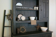 Lacey's Country Home / by The Rustic Sign