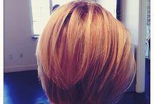 hair / by Jennifer Scranton-Watson