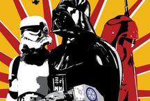 Star Wars / by Devorah Dishington