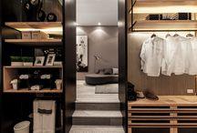 wardrobes / by Abeo Design