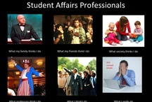 Student Affairs / by Jaime Butler
