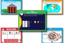 Interactive Whiteboard / by Super Teacher Worksheets