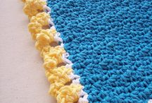 Crochet for home / by Little Luvies Shop