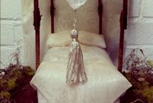 diy barbie furniture/accessories / by Rynthia