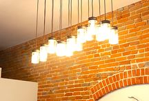 For Susan - Dining room lights / Ideas for Susan / by Marisa Fava