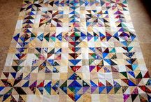 Quilted stuff / by Cimber James