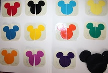 Mickey / by Stephanie Brown