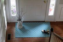 DIY: Floors, Rugs / by Christan Wheeler