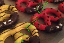 Recipes ~ cute/fun treats / by Rita Barger