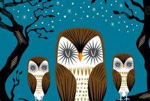 owls / by Brooke Cunningham