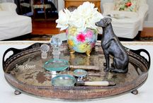 table top design / by Betsy Speert