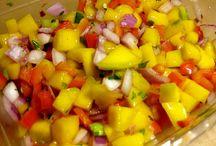Salads / by sheryl koenigs