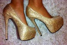 Shoes Shoes Shoes! / by Maya Zhang