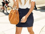 My Fashion Idols / celebrities who's wardrobes are fresh, flirty, and chic / by Kailey Dickison