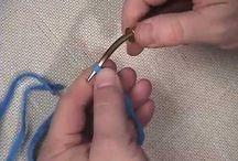 Rug Hooking / by The Woolery