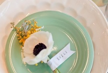 Place Settings / by Amy Stanley