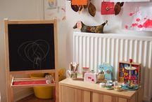 Play Room / by Davina Drummond