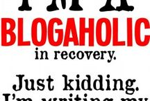 Blogaholic Apparel / by Live Healthy With Patty