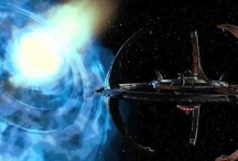 DEEP SPACE NINE / by Clay Burress