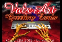 Thank You cards by Valxart / by Valx Art