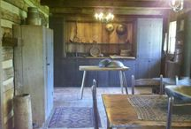 Home Design Primitive Living OOo back in the day!  / by Kristin Castellano
