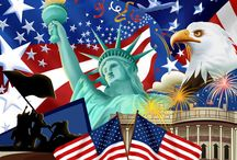 America / by Dean-Cathy Ray